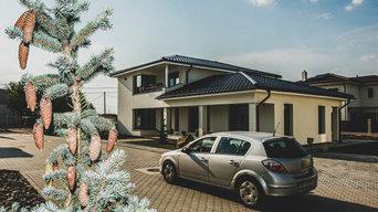 Interör- & Exterörfotografering Satul Scandinav Hus område i Rumänien