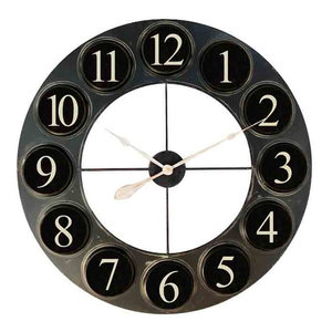 EMDE Industrial Wall Clock