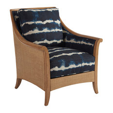 Barclay Butera Furniture - Nantucket Raffia Chair - Armchairs and Accent Chairs