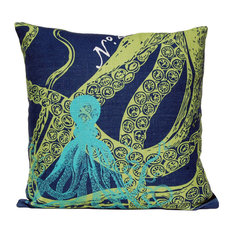 Octopus Pillow, Ocean