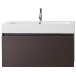 Awesome Modern Bathroom Vanities And Sink Consoles by Virtu Usa Inc