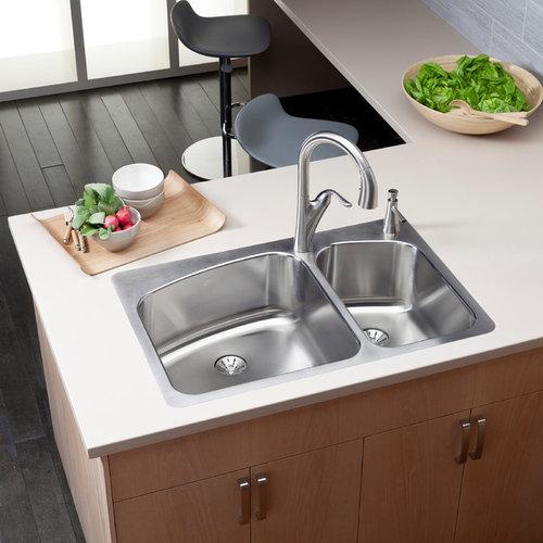Rethink your sink with elkay - Kitchen sink rim ...