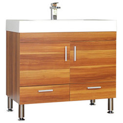 Marvelous Contemporary Bathroom Vanities And Sink Consoles by Alya Bath