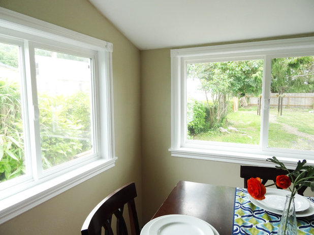 replace interior window trim detail by meg padgett how to replace window trim houzz