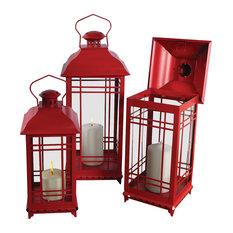 Red Lantern, 3-Piece Set