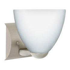 Besa Lighting 1WZ-757207 Sasha 1 Light Bathroom Sconce