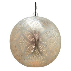 Handmade Moroccan Globe Pendant Light