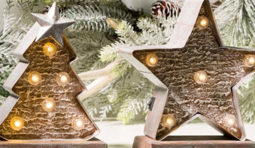 Bestselling Christmas Trees and Holiday Decor
