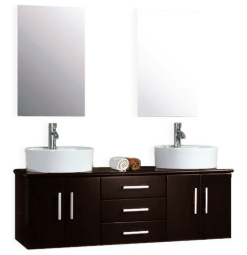 the tub connection callaway 59u0026quot espresso double sink wall mounted wood bathroom vanity set. Wood Bathroom Vanity  China Modern Bathroom Cabinet Floor Standing