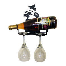 Grapevine Wine Rack Wall Mount, Extra Extra Small