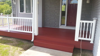 Deck finish