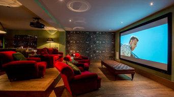 CEDIA Awards 2016 Home Cinema Entries