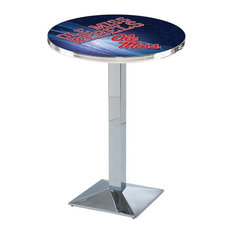 Ole' Miss Pub Table 36-inchx36-inch