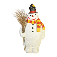 Heavy Duty Giant Snowman Figure