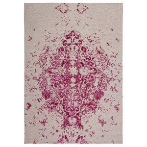 Vintage Wash 700 Rug, Ivory/Pink, 80x150 cm