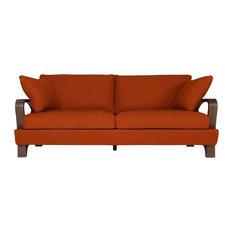 - Sofas sofa MPA 高度な匠の技術が光るウッドアームソファ - ソファ