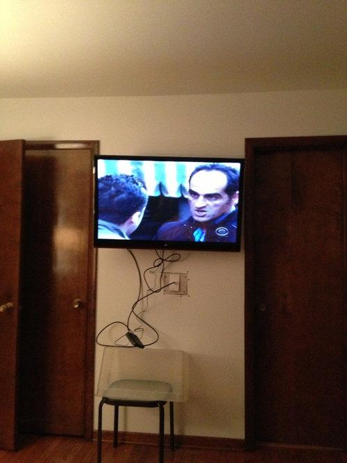 Flat Screen Tv Shelf For The Bedroom