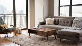 Solomon Series Coffee Table