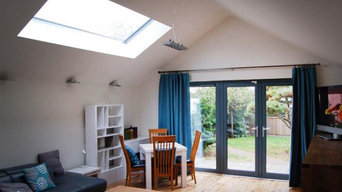 West Cottage House Extension by Das Design Ltd