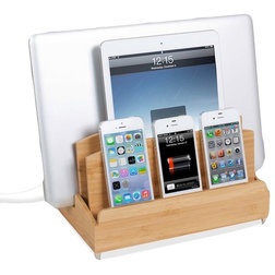 Transitional Charging Stations by Great Useful Stuff