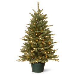 Traditional Christmas Trees by National Tree Company