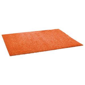 Super Shaggy Rug, Orange, 80x150 cm