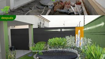 """Diseños de """"La Jardinería"""""""