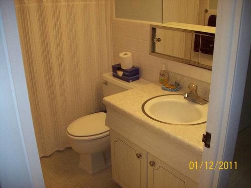 Very small full bathroom - beadboard wainscoting or shiplap? on beadboard cabinets bathroom, beadboard walls bathroom, beadboard bathroom design, beadboard in bathroom remodel, beadboard vanity bathroom, arts and crafts style bathroom, beadboard tile bathroom, wall paneling bathroom, beadboard in bathroom diy, beadboard paneling in bathroom, for best beadboard bathroom, beadboard ceiling bathroom, wood paneling bathroom, beadboard trim bathroom, linen closet bathroom, pedestal sink bathroom, types of beadboard paneling bathroom, beadboard bathroom white, beadboard marble bathroom, using beadboard in a bathroom,