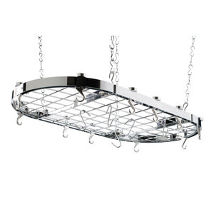Hahn Premium Oval Ceiling Rack