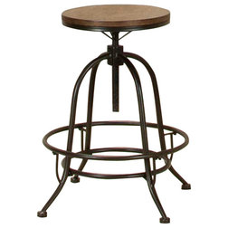 Industrial Bar Stools And Counter Stools by Sunset Trading