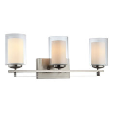 bathroom vanity lights save up to 70 houzz - Bathroom Vanity Lighting