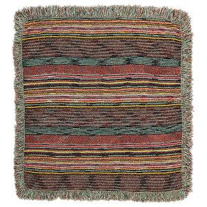 Woodland Wool Throw