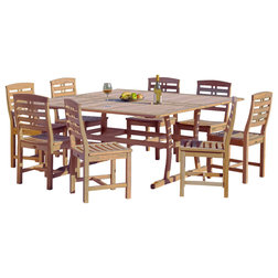 Simple Contemporary Outdoor Dining Sets Palazzo Luxury Piece Outdoor Dining Set
