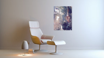 Abstract Art  Changes a Space