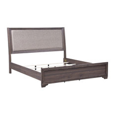 Liberty Furniture Clarksdale Twin Upholstered Bed