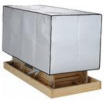Battic Door Energy - Attic Stair Cover R-50 25x54 R-50  sc 1 st  Houzz & Battic Door Energy Conservation | Houzz
