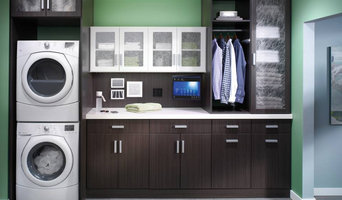 Laundry Room Storage & Organization