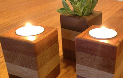 5 Holiday Decorations to Craft From Scrap Wood