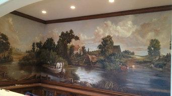 Classic Murals