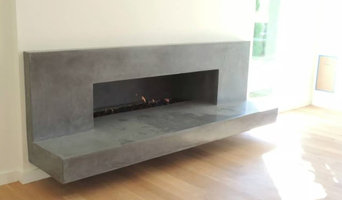 Installed Isokern Fireplaces