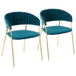Contemporary Armchairs And Accent Chairs by HedgeApple