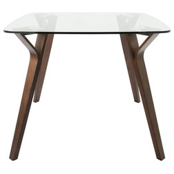 Midcentury Dining Tables by LumiSource