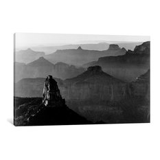 """""""Grand Canyon National Park III"""" by Ansel Adams, Canvas Print, 60""""x40"""""""