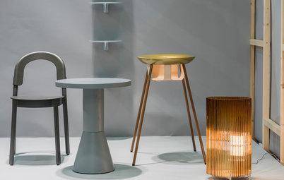 Stockholm Furniture and Light Fair : Le charme du design durable
