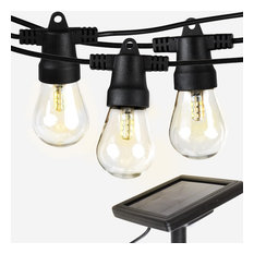 Brightech Ambience Pro Solar 1W Waterproof LED Outdoor String Lights