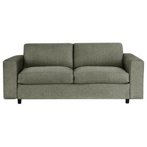 Emily Sofa Bed, Sage, 2 Seater, 140x195 cm