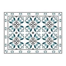 Modernist Placemats, Set of 4, Ruzafa