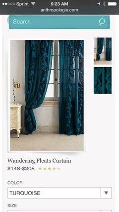 What color of curtains should I use?