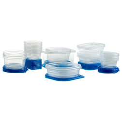 Contemporary Food Storage Containers by Trademark Global