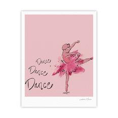 "Brienne Jepkema ""Ballerina"" Art Print"